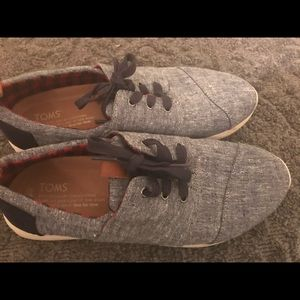 Toms Del Ray Sport Sneaker grayish blue heather